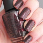 [Swatch] OPI Tease-y Does It