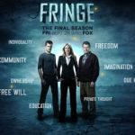[Favourite TV Series] Fringe