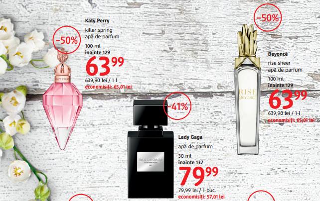 parfum reducere dm