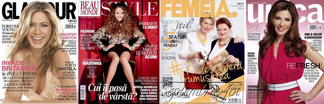 reviste aprilie 2015