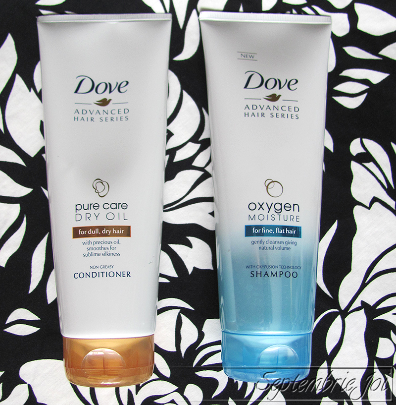 dove oxygen moisture pure care dry oil