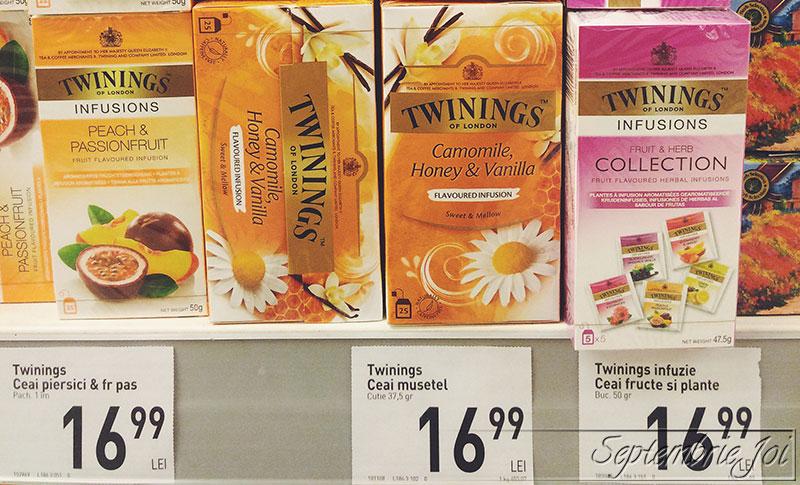 ceai-twinings-pret