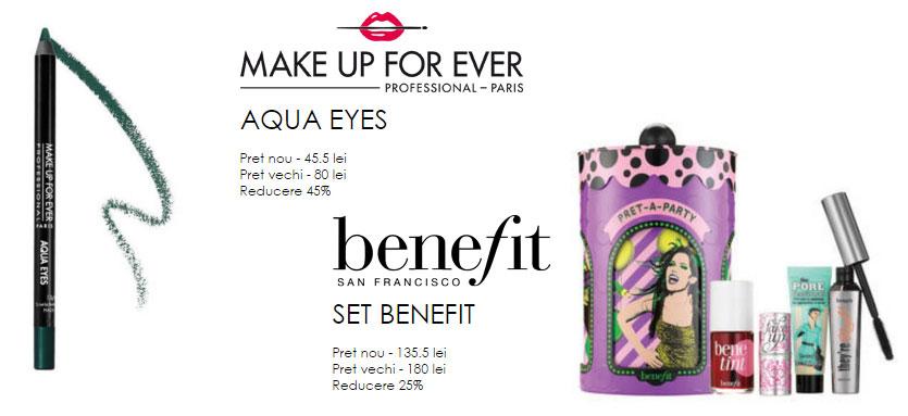 reduceri-sephora-benefit-makeup-forever
