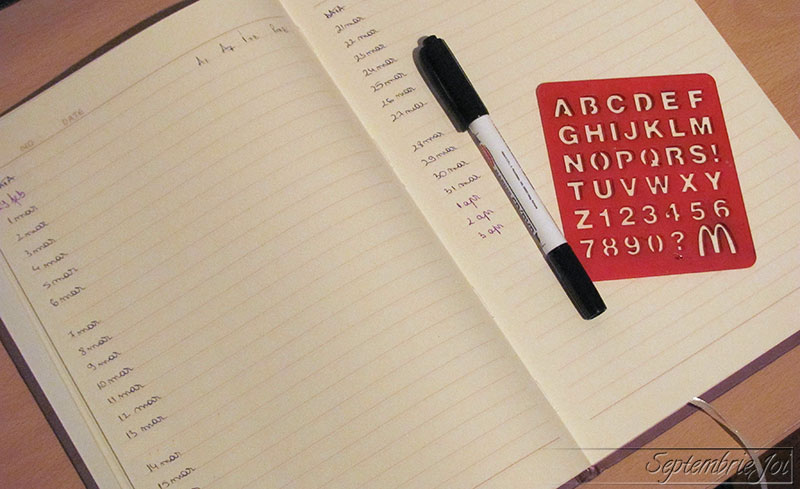 agenda-organizator
