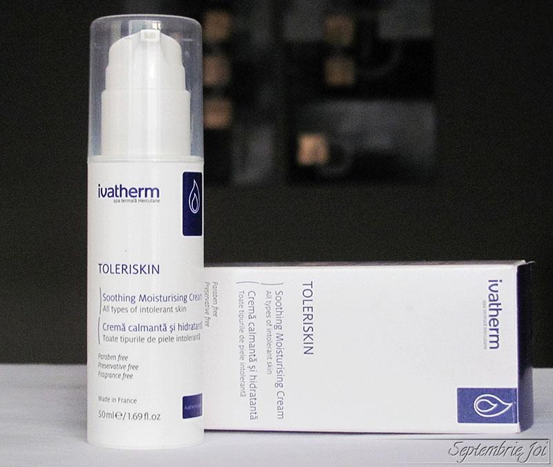 ivatherm-toleriskin-crema-calmanta-si-hidratanta