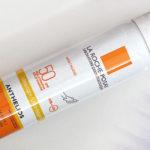 [Review] La Roche Posay Anthelios spray invizibil pentru fata SPF50