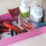 [Leapsa] Cate produse cosmetice folosesc intr-o zi?