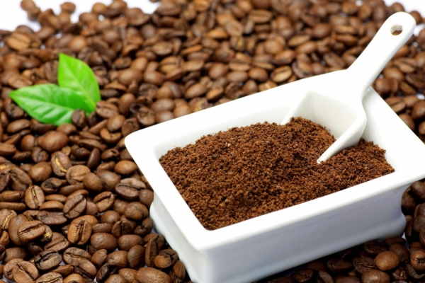 exfoliant cafea