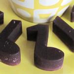 Bomboane de ciocolata fara zahar? Facem!