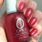 [Swatch] Orly Star Spangled