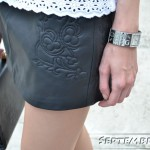 [Din dressing] High on leather