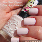 [Swatch] Rimmel Rita Ora Lose Your Lingerie