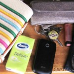 What's in my summer bag: small vs. big