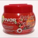 [Review] Masca de par Garnier Naturals cu ulei de argan si merisoare