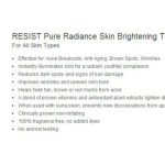 [First impressions] Paula's Choice Resist Pure Radiance Skin Brightening Treatment