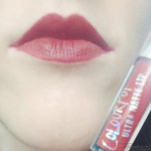 Ruj Colour Pop Ultra Matte Lip Last Dance Septembriejoi