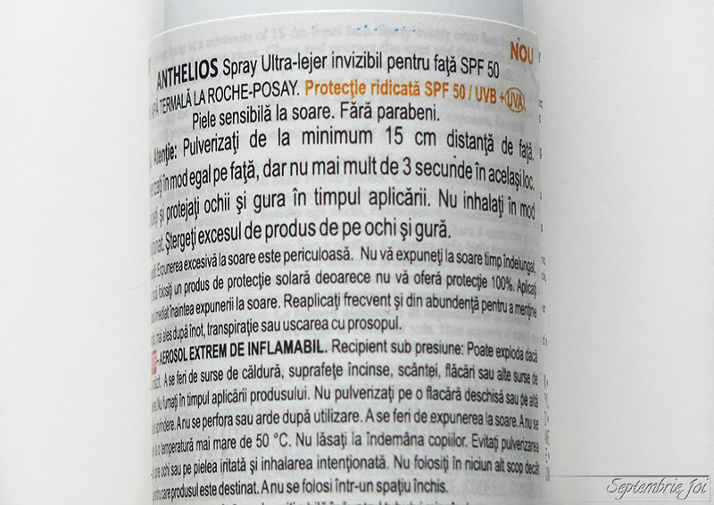 la-roche-posay-anthelios-invisible-face-mist-SPF-50-specificatii
