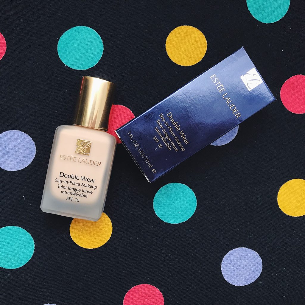 fond de ten estee lauder double wear
