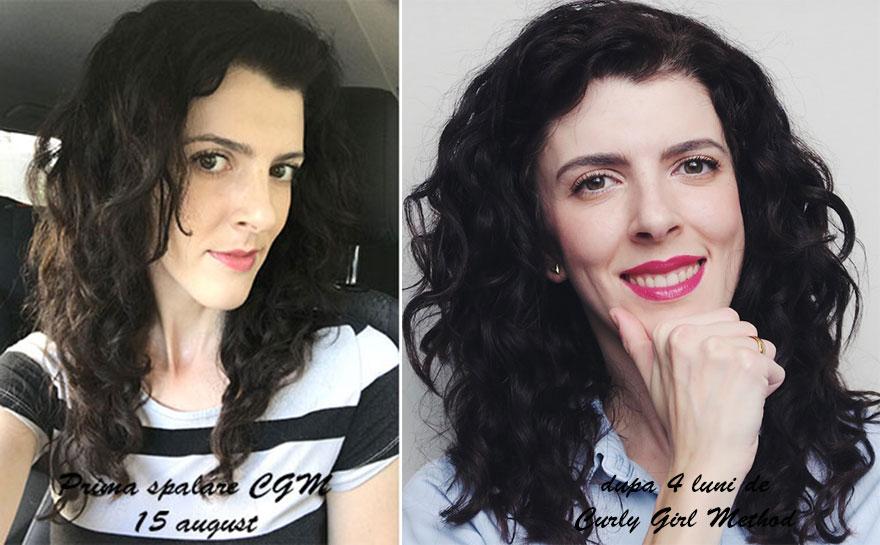 Curly Girl Method Cum E Dupa 4 Luni Si Ce Produse Pentru Par Cret